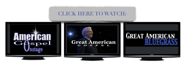 Great American Gospel TV Banner